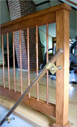 Noleftturn Carpentry Stair Railing